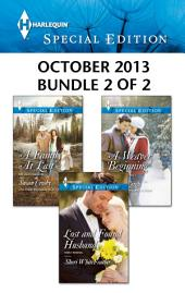 Harlequin Special Edition October 2013 - Bundle 2 of 2: An Anthology