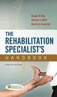 The Rehabilitation Specialist s Handbook PDF