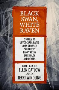 Black Swan  White Raven Book