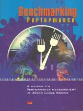 Benchmarking performance: a manual on performance measurement in ULB