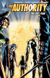 The Authority: The Lost Year (2009-) #12
