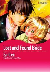 LOST AND FOUND BRIDE: Harlequin Comics