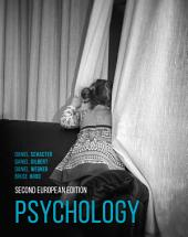 Psychology: Second European Edition, Edition 2