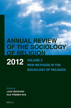 Annual Review of the Sociology of Religion PDF