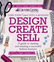 Design Create Sell PDF
