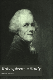 Robespierre: A Study