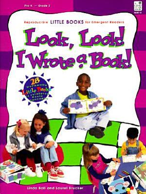 Look  Look  I Wrote a Book
