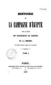 Histoire de la campagne d'Egypte sous le règne de Napoléon le Grand...: Volume2