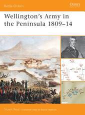 Wellington's Army in the Peninsula 1809?14