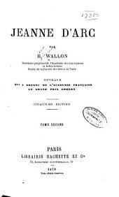 Jeanne d'Arc: Volume2