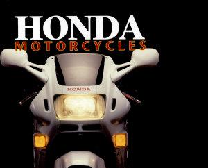 Honda Motorcycles PDF