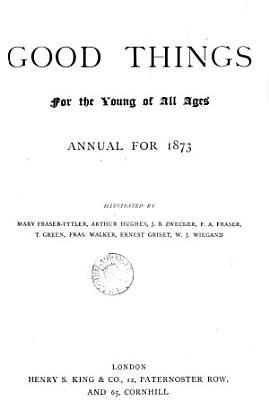 Good things  for the young of all ages PDF