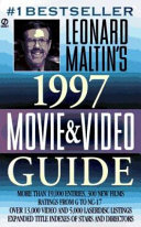 Leonard Maltin S Movie And Video Guide 1997 Book PDF