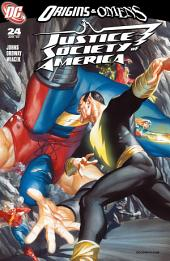 Justice Society of America (2006-) #24