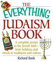 The Everything Judaism Book PDF