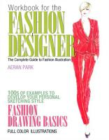 Workbook for the Fashion Designer PDF