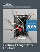 RSMeans Electrical Change Order Cost Data PDF