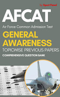 AFCAT General Awareness Chapterwise Previous Year Papers 1st Edition PDF