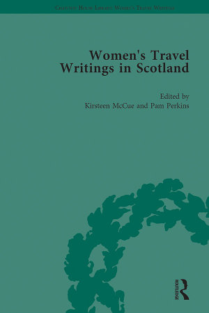 Women's Travel Writings in Scotland