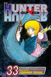 Hunter x Hunter, Vol. 33: Threats