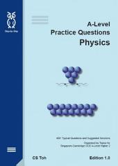 A-Level Practice Questions Physics (Higher 2)