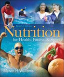 Nutrition for Health  Fitness   Sport Book
