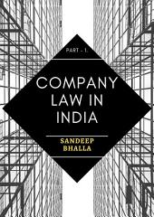 Company Law in India: Part - 1