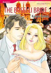 THE BOSELLI BRIDE: Mills & Boon Comics