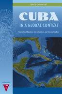 Cuba in a Global Context PDF