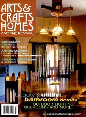 Arts   Crafts Homes and the Revival PDF