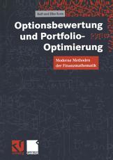Optionsbewertung und Portfolio Optimierung PDF
