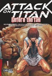 Attack on Titan   Before the Fall 1 PDF