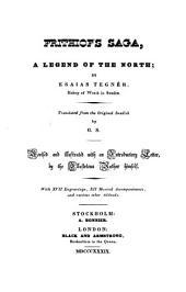 Frithiof's Saga: A Legend of the North