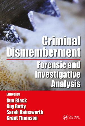 Criminal Dismemberment PDF