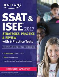 Ssat Isee 2017 Strategies Practice Review With 6 Practice Tests