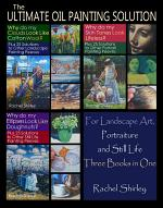 The Ultimate Oil Painting Solution: for Landscape Art, Portraiture and Still Life