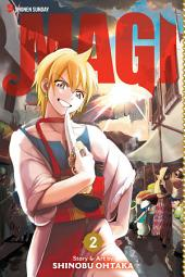 Magi: The Labyrinth of Magic, Vol. 2: The Labyrinth of Magic