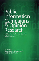 Public Information Campaigns and Opinion Research PDF