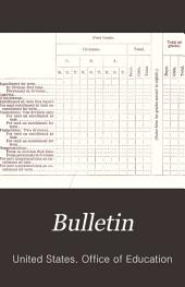 Bulletin: Issues 1-12