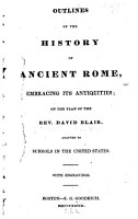Outlines of the History of Ancient Rome PDF