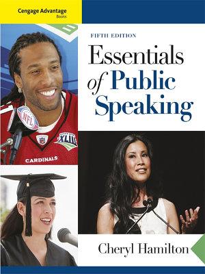 Cengage Advantage Books  Essentials of Public Speaking PDF