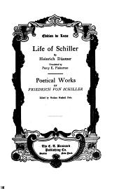 Life of Schiller