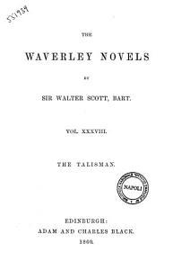 The Waverley Novels by Sir Walter Scott  Bart Book