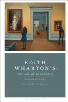 Edith Wharton s The Age of Innocence PDF