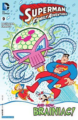 Superman Family Adventures  2012    9