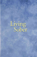 Living Sober Trade Edition PDF