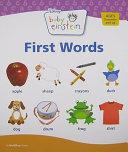 Baby Einstein  First Words PDF