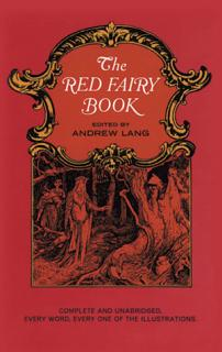 The Red Fairy Book Book