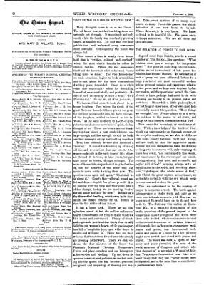 The Union Signal PDF