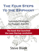 The Four Steps to the Epiphany Book